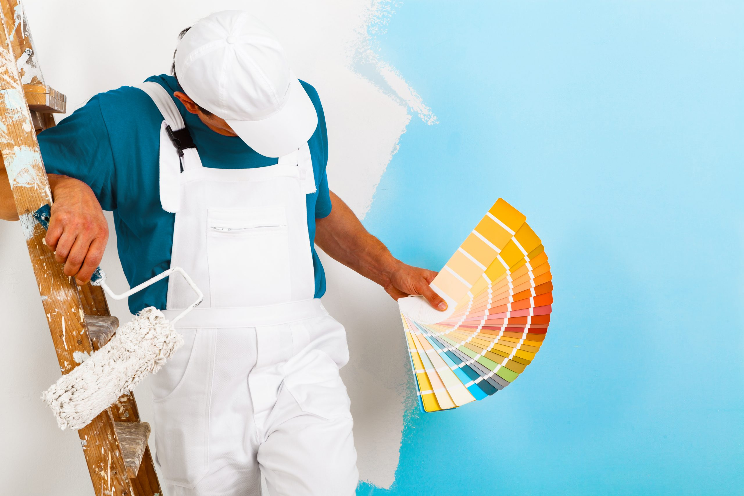 Phối màu sơn online