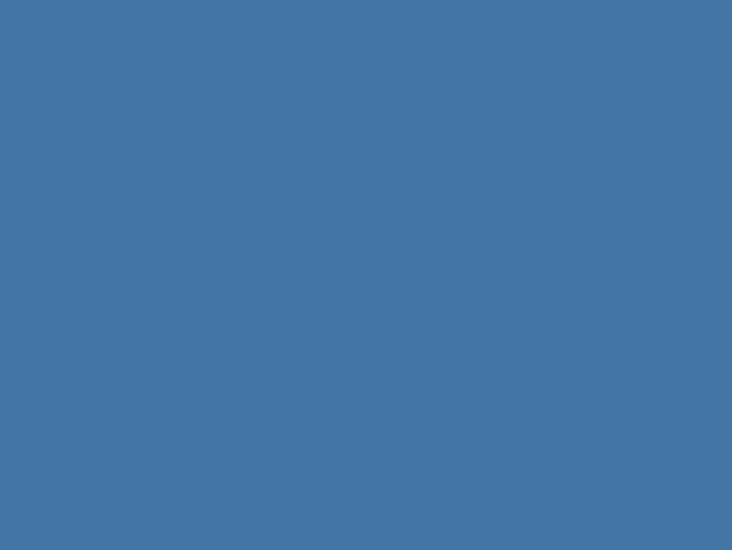 Gam màu xanh dương