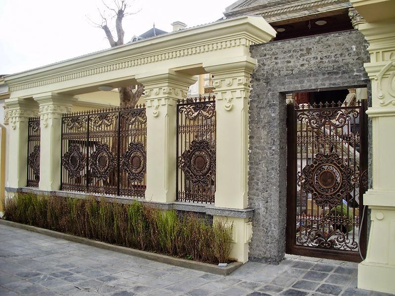 Rào tường nhà