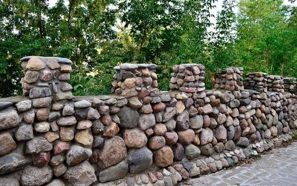 Tường nhà rào