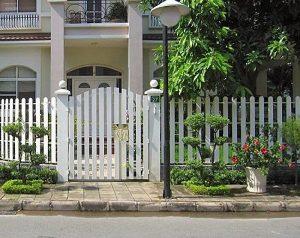 Cổng rào
