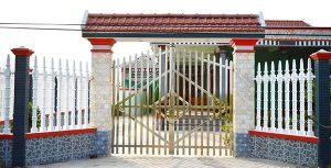 Rào nhà