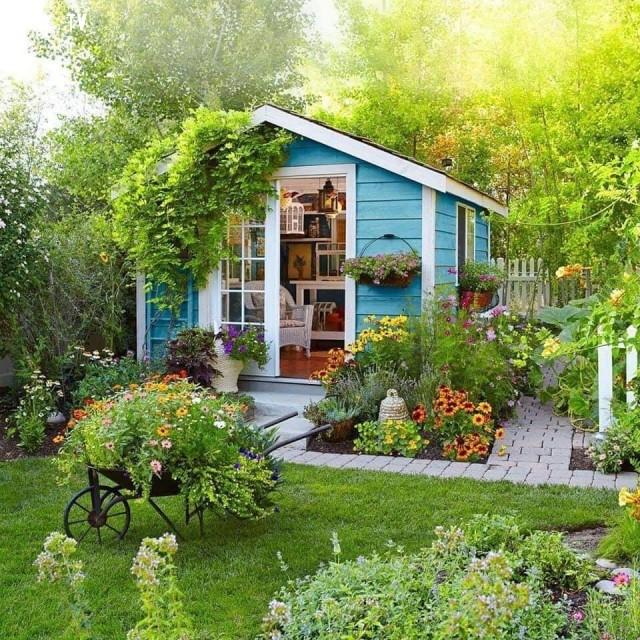 Nhà vườn cấp 4
